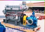 Bomba de aceite grande del engranaje de la capacidad de la serie de KCB