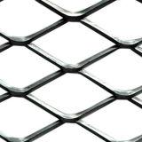 ダイヤモンドの鋼鉄によって拡大される金属の網