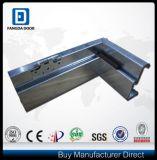 Fangda a galvanisé le cadre de porte en acier en métal de garantie