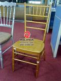 Chaise en aluminium en gros de Chiavari de mariage d'hôtel