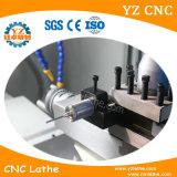 A roda da liga repara a máquina do torno do CNC