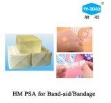医学の創傷包帯のための高い吸収剤Psaの熱い溶解の接着剤