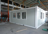 Prefab дом контейнера с аттестацией Ce