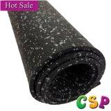 Estera de goma del suelo Csp005-2 para la gimnasia Corssfit