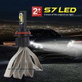 Lâmpada de cabeça Auto peças para Toyota LED Faróis H4