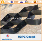 El plástico HDPE PP Geocell Estabilizador de suelos