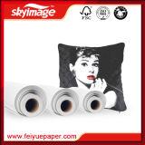 Documento leggero industriale di sublimazione di Fw70GSM per stampaggio di tessuti industriale