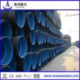 Formato 200mm HDPE Doppio-Wall Corrugated Pipe per Water Supply