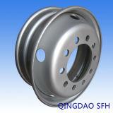 Cerchione e rotella senza camera d'aria d'acciaio del camion (17.5X6.0)
