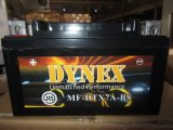 12V7ah 7Aによって密封される手入れ不要の鉛の酸のオートバイ電池Dynex