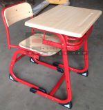 Attach Chair를 가진 학교 Furniture Hot Sale Student Desk
