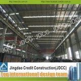Construction de structure métallique de ferme et d'usine