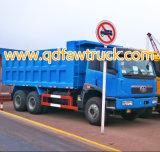 6X4 op zwaar werk berekende de vrachtwagen van Dump Truck FAW