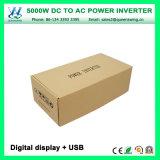 DC24V conversor de potência dos inversores de AC220V 5000W ao auto (QW-M5000)