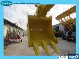 1000kg mini Exvavator hydraulique sur chenilles Pelle compacte