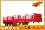 40 tonnes 3 de boîte d'essieu de pieu de remorque de camion/remorque de cargaison fabriquée en Chine