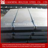 Plaque en acier haute résistance Q345b Hr pour la construction