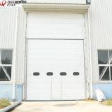 Высокоскоростная Multi секционная поднимаясь дверь