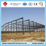 Светлые чертежи пакгауза структуры стальной рамки низкой стоимости конструкции