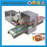 Machine de brochette de Souvlaki Kebab de qualité avec le TUV