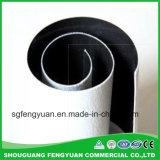 Membrana de impermeabilización de EPDM con la parte posterior de la tela