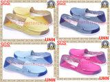Chaussures de toile des femmes (SD8161)