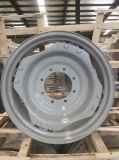 Cerchione d'acciaio del trattore agricolo (W8X24 W10X24 W12X24 W10X38 W11X24 W11X36 W16X38 W18X38)