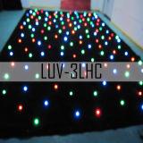 LED-lichtgordijn voor kerst