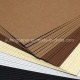 Constructeur de papier teint assez bon de couleur de pâte de bois