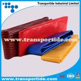 Alto tubo flessibile variopinto del PVC Layflat di Quatity Transportide