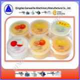 Macchina imballatrice dello Shrink automatico della gelatina della tazza