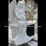 Marble Stone Granite Memorial Metrix Carrara Tombstone Mem-026