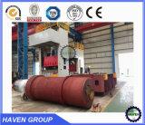 Única Acción de la máquina de prensa sellos hidráulicos fabricados en China