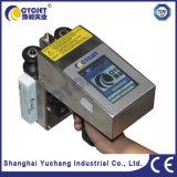 Cycjet Alt360 Impresora de inyección de tinta de mano y el tubo de cartón Imprimir