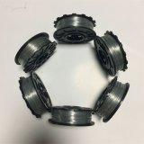 Rebar automatique attachant le fil maximum galvanisé par bobine consacré par machine de fil d'acier de bobine de fil de fil