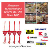 Decoraciones de la tarjeta del día de San Valentín (ZY6457-12345)