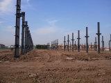 Costruzione d'acciaio prefabbricata di qualità di Hight di basso costo
