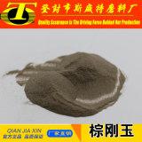 Oxyde van het Aluminium van het Korund van ISO het Gediplomeerde Natuurlijke Bruine voor Schurend Vuurvast materiaal