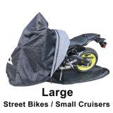 Acessório de motocicleta para bicicletas de desporto, Pequenas Cruisers grande cobertura de Moto Totalmente Fechado
