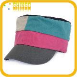 Modo de Cor vários chapéus de tampas de militares do exército de algodão (MC010SST)