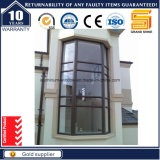 낮은 E 유리제 알루미늄 여닫이 창 또는 그네 발코니 Windows