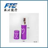 5ml estampant le cadre en aluminium de bouteille de parfum