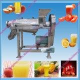 Machine industrielle de jus de fruits de vis de grande capacité à vendre
