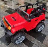 Il telecomando gioca l'automobile elettrica dei capretti del Wrangler della jeep di simulazione 12V
