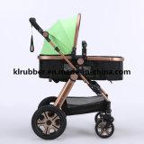 Venda por grosso de venda superior estilo Europeu Pram Bebé carrinhos de bebé
