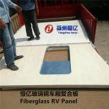 Составная панель сандвича RV стеклоткани для конструкции каравана