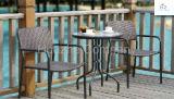 옥외 등나무 가구 의자 테이블 홈 정원 가구 고리 버들 세공 가구 등나무 가구