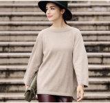De Sweater van het Kasjmier van vrouwen met Ronde Hals (13brdw097)