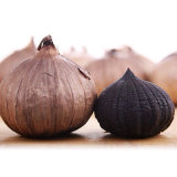 Bon goût Fermenté Peeled Single Black ail (1kg / can)