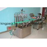 分類機械が付いている洗浄力がある生産ライン液体の充填機